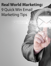 Nine Quick Win Email Marketing Tips