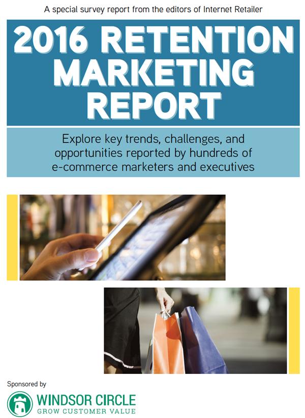 Internet Retailer Retention Survey