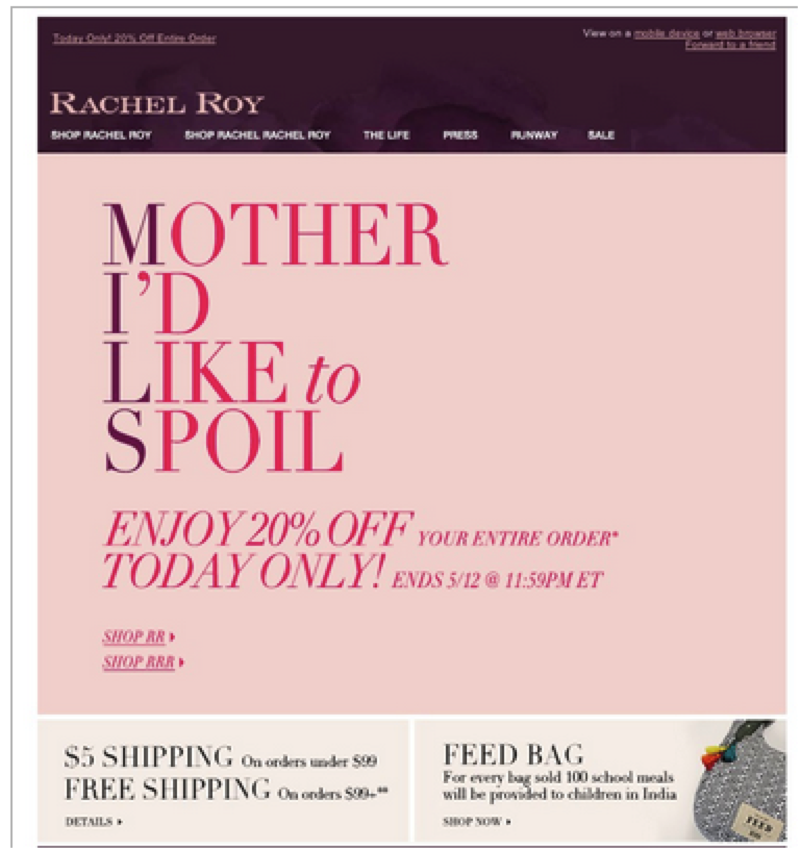 639a6638774f Mother s Day Email Promotion Round Up - Only Influencers