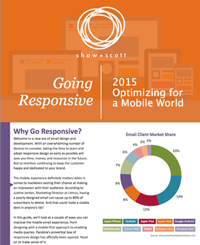 Going Responsive: 2015 Optimizing for a Mobile World